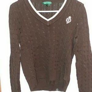 Ralph Lauren active sweater